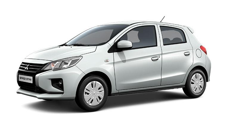 Der Mitsubishi Space Star Varianten Und Preise