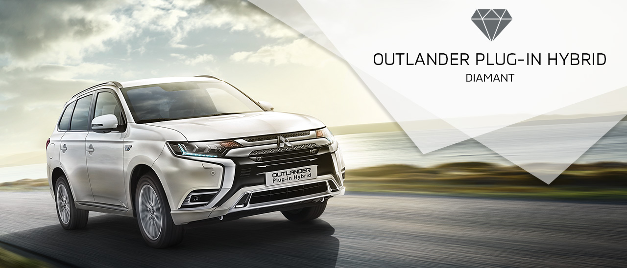 Abbildung Outlander Plug-in Hybrid PLUS Diamant